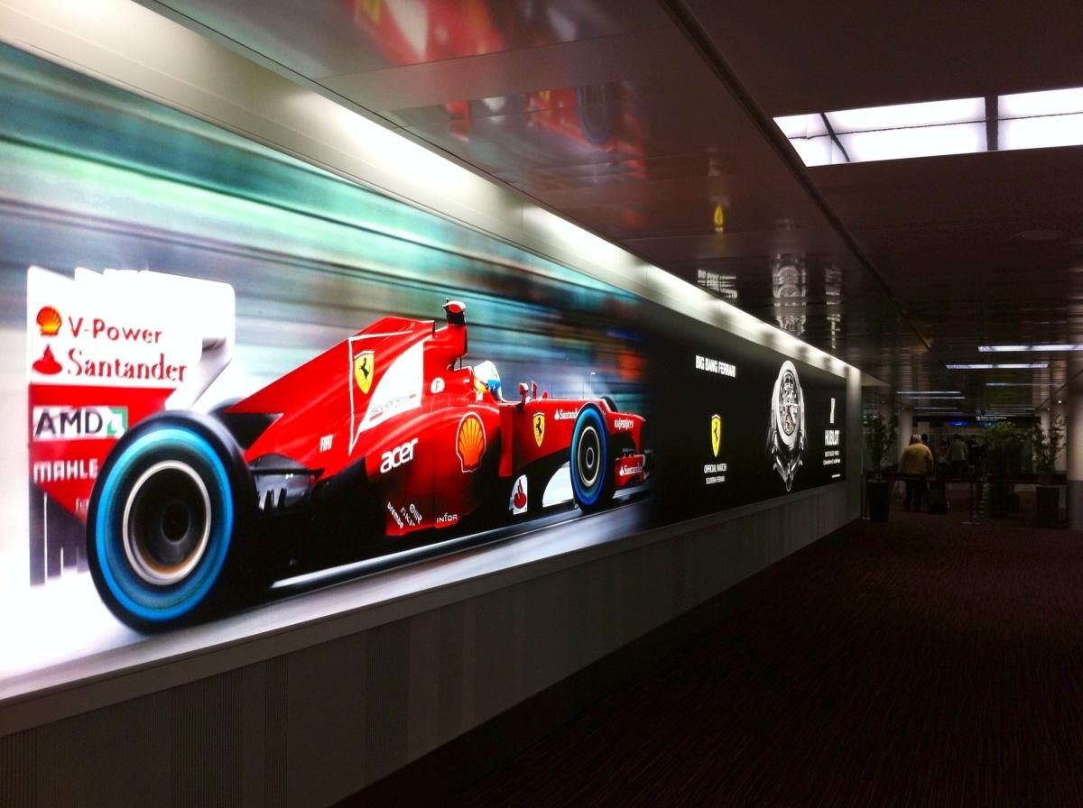2013 Le Mans 24 Hrs (Ferrari)
