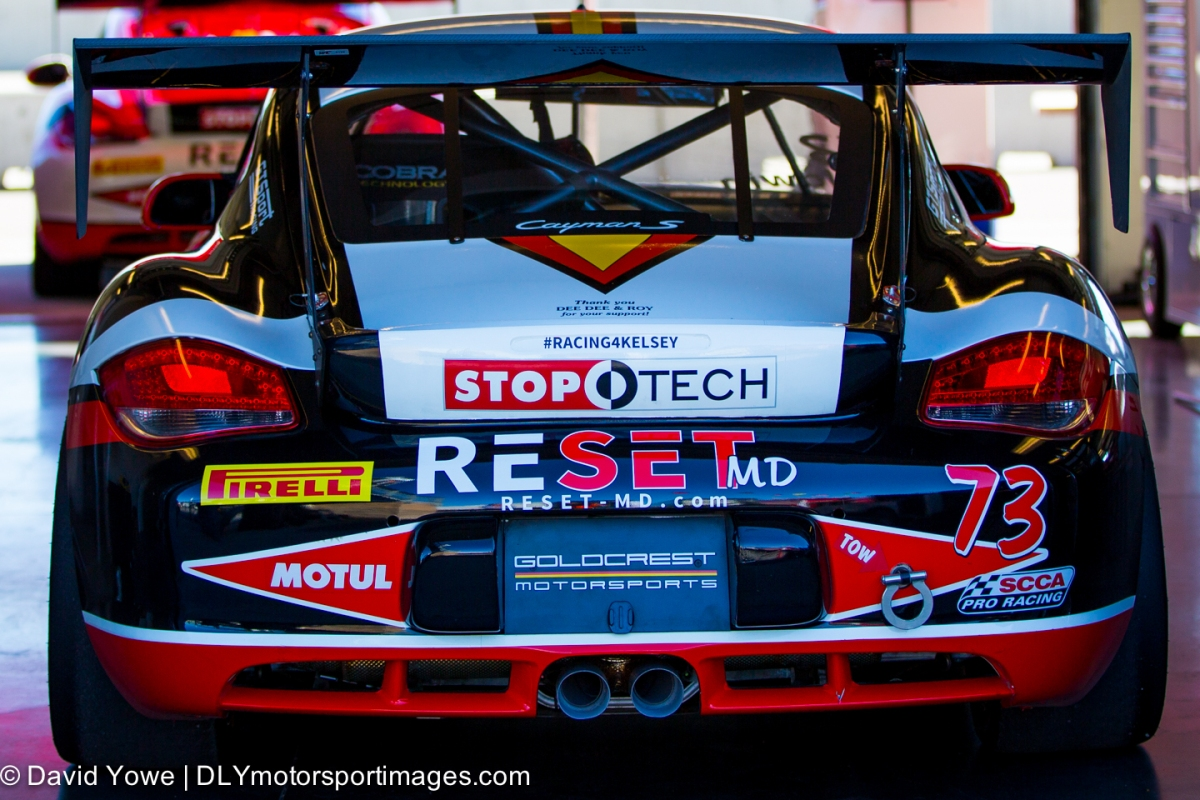 2014 Miller (#73 GTSport Racing Porsche Cayman S)