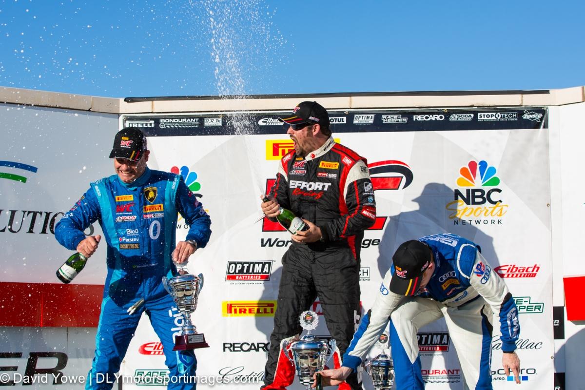 2014 Miller (GT-A winners)