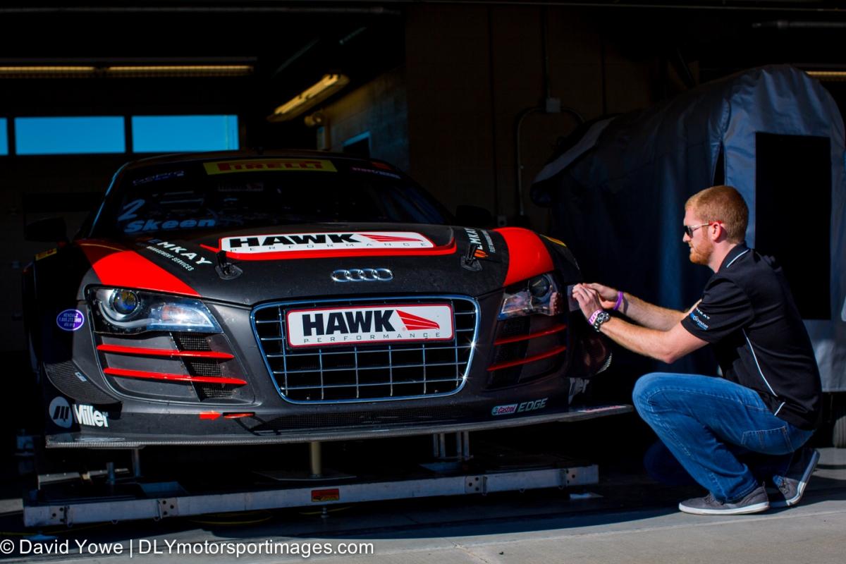 2014 Miller (#2 CRP Racing Audi R8 LMS Ultra)
