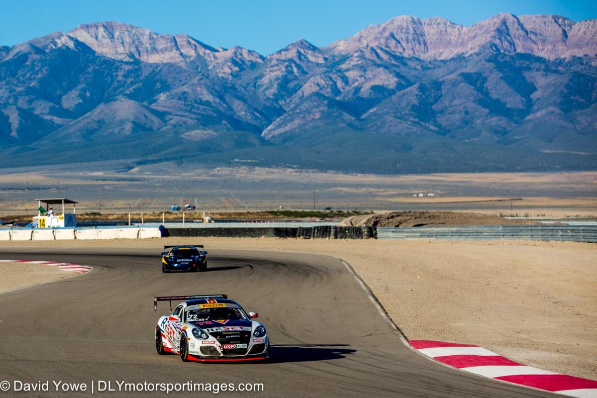 2041 Miller (#72 GTSport Racing Porsche Cayman S)