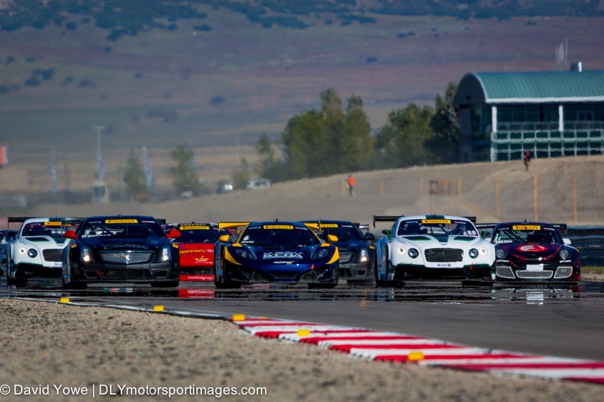 2014 Miller (GT race start)