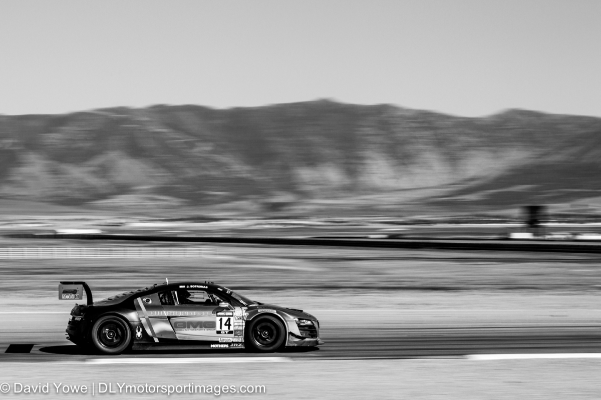 B&W (#14 Global Motorsports Group)
