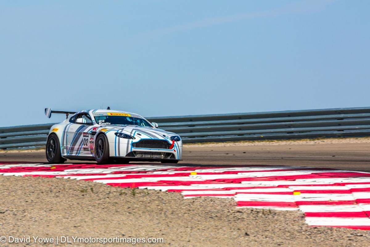 2014 Miller (#02 TRG – AMR Aston Martin GT4)