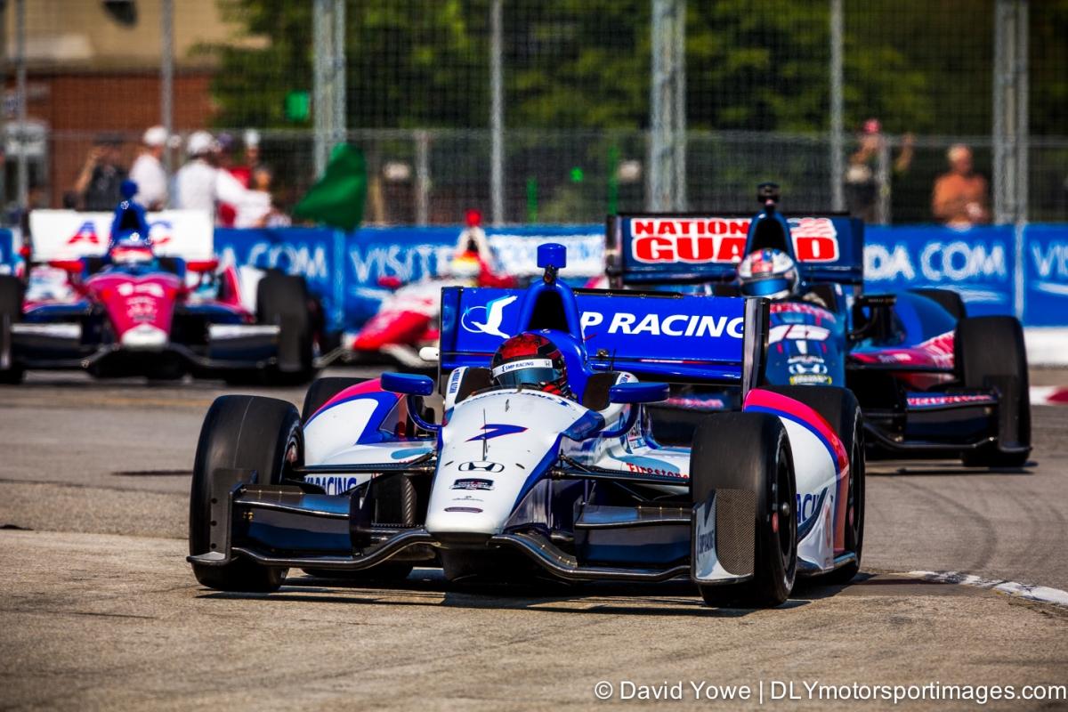2014 Toronto (#7 Schmidt Peterson Motorsports)