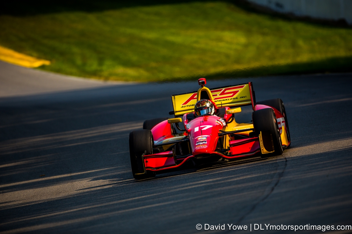 2014 Mid-Ohio (#17 KV AFS Racing)