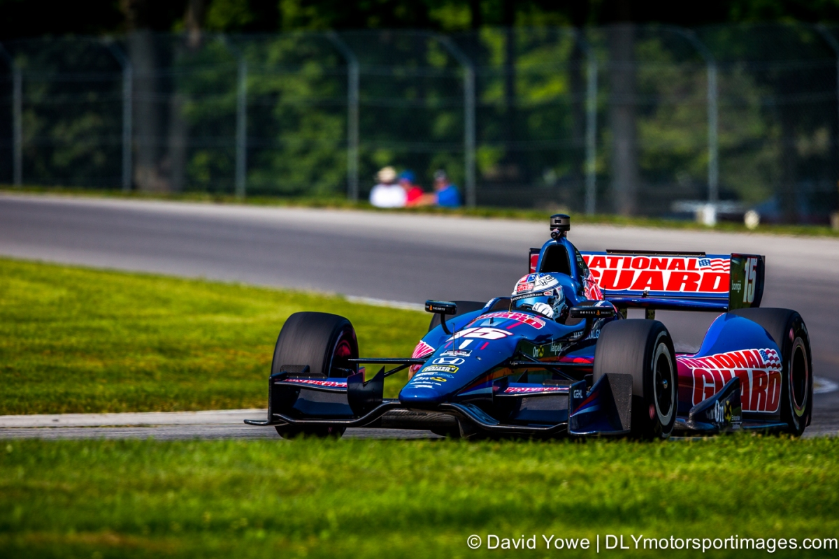 2014 Mid-Ohio (#15 Rahal Letterman Lanigan Racing)