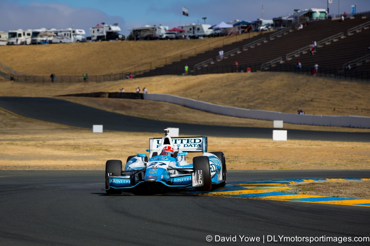 2014 Sonoma (#27 Andretti Autosport)