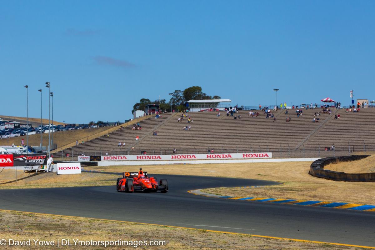 2014 Sonoma (#77 Schmidt Peterson Motorsports)