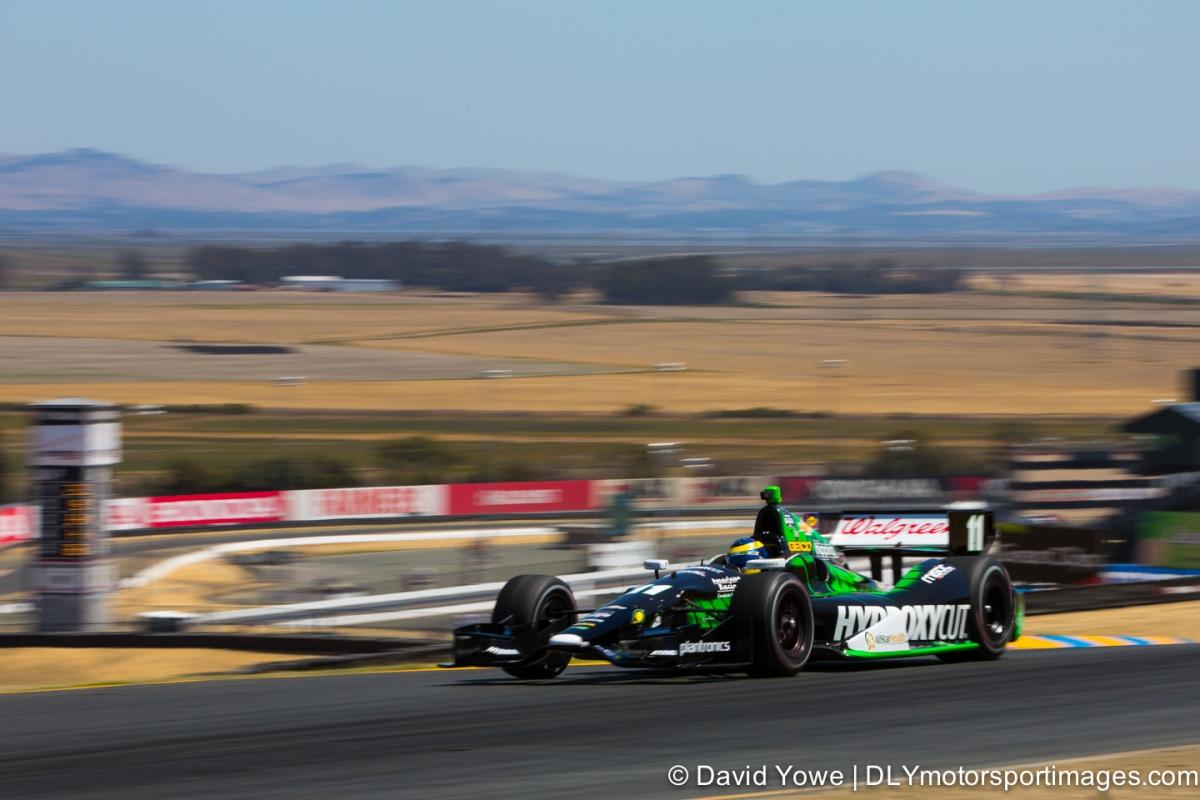 2014 Sonoma (#11 KVSH Racing)