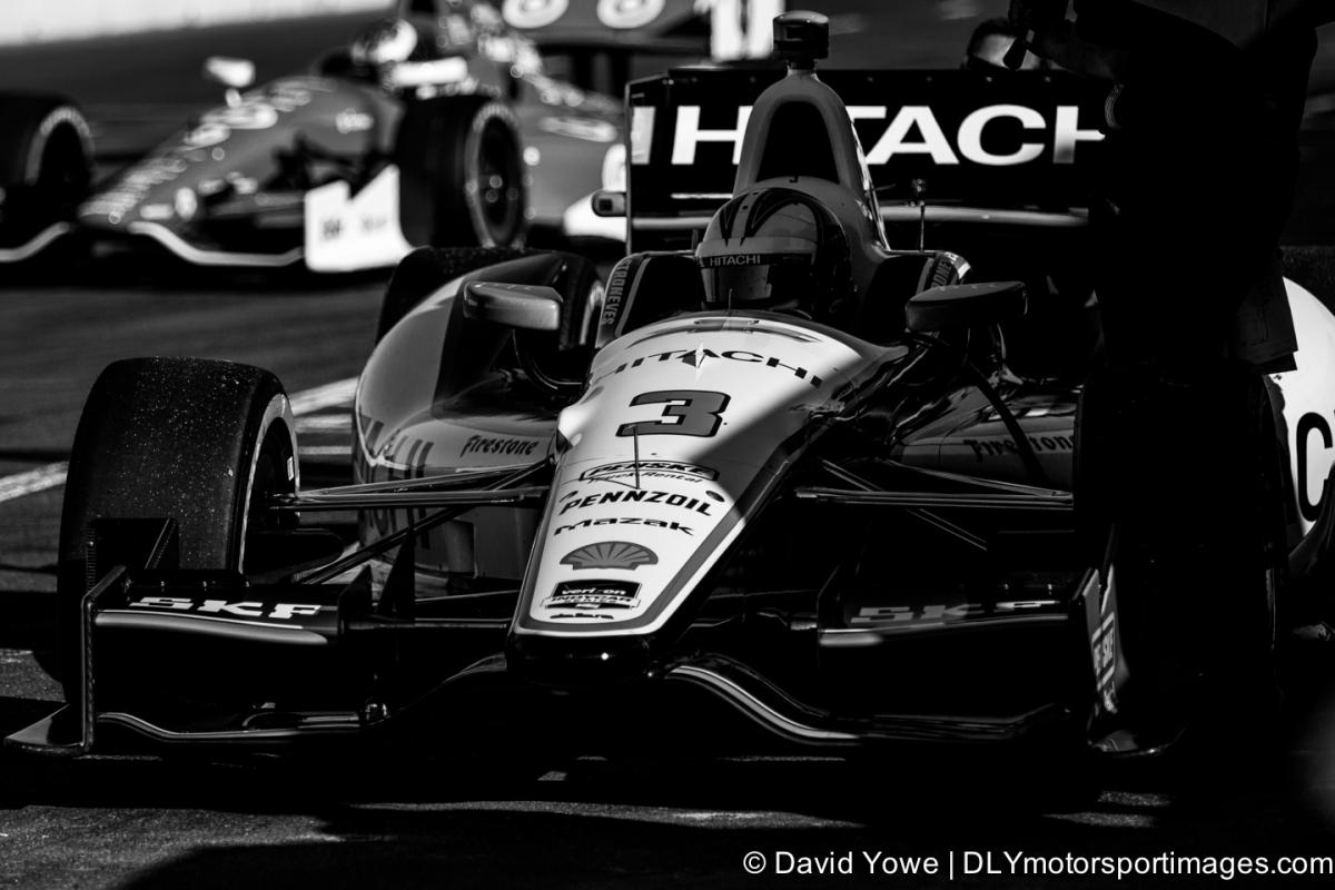 2014 Sonoma (#3 Team Penske)