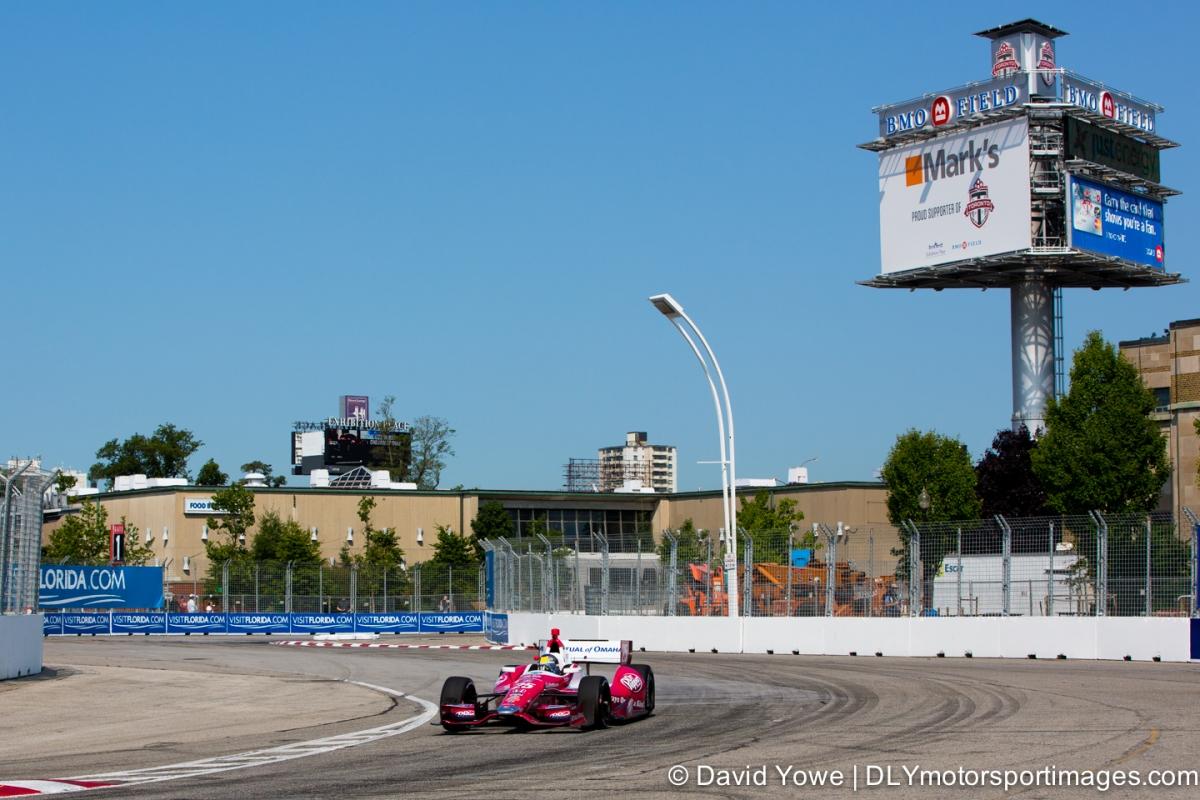2014 Toronto (#25 Andretti Autosport)