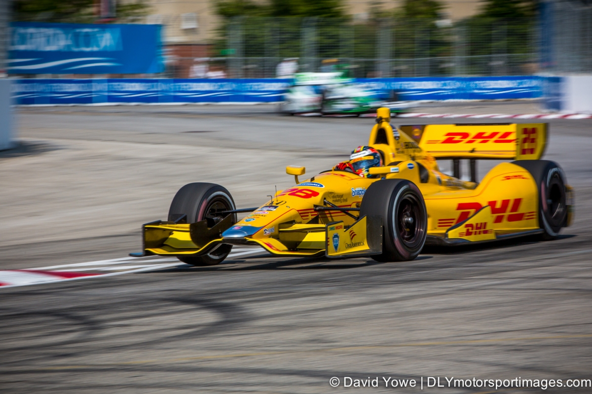 2014 Toronto (#28 Andretti Autosport)