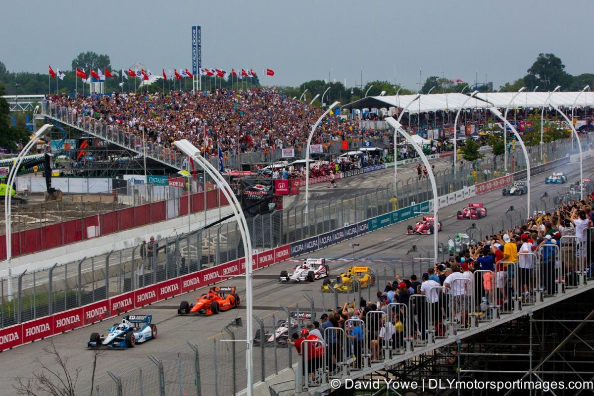 2014 Toronto (Race 2 start)