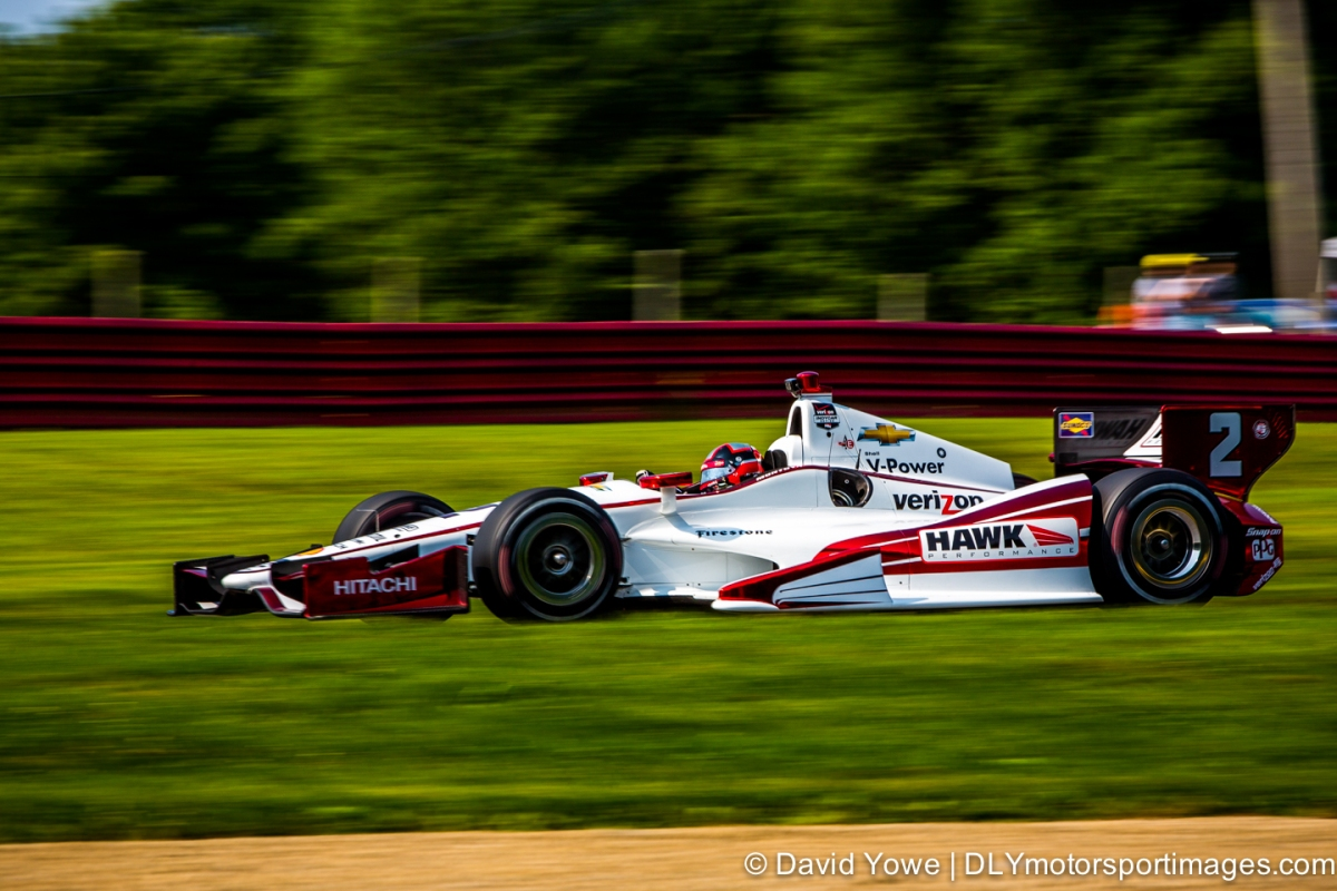 2014 Mid-Ohio (#2 Team Penske)