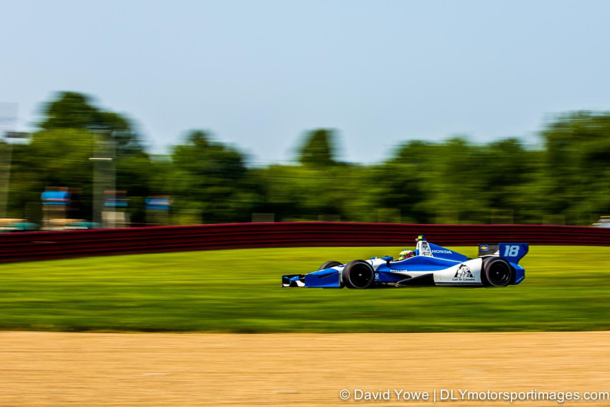 2014 Mid-Ohio (#18 Dale Coyne Racing)
