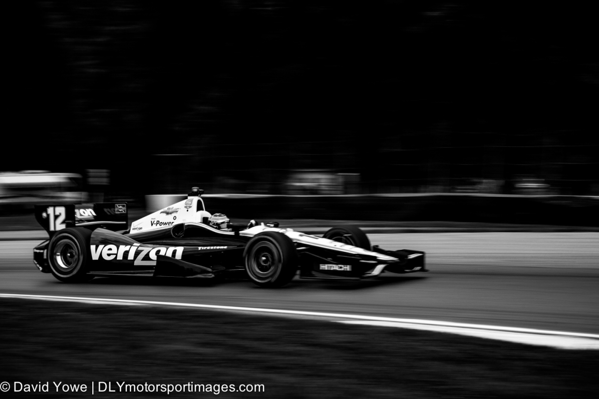 2014 Mid-Ohio (#12 Team Penske)