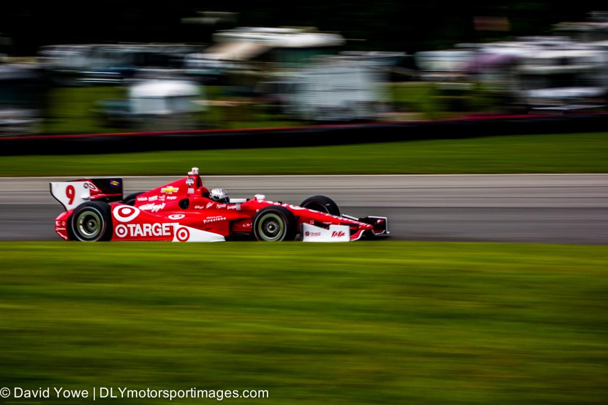 2014 Mid-Ohio (#9 Target Chip Ganassi Racing)
