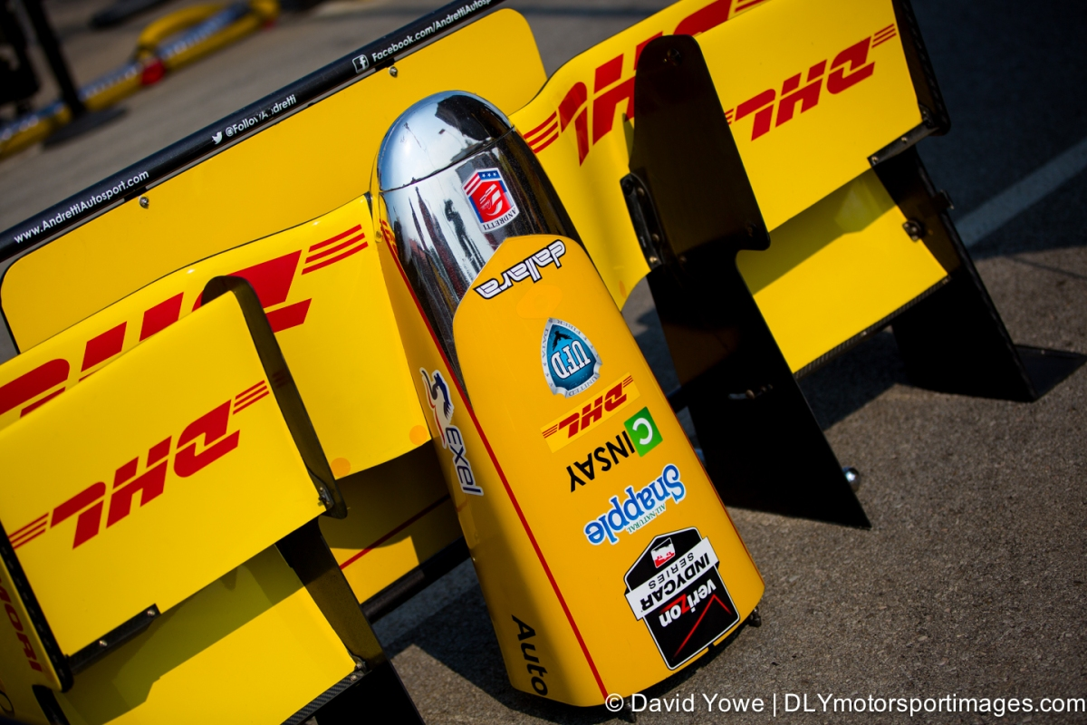 2014 Mid-Ohio (Front Wing from the #28 Andretti Autosport)
