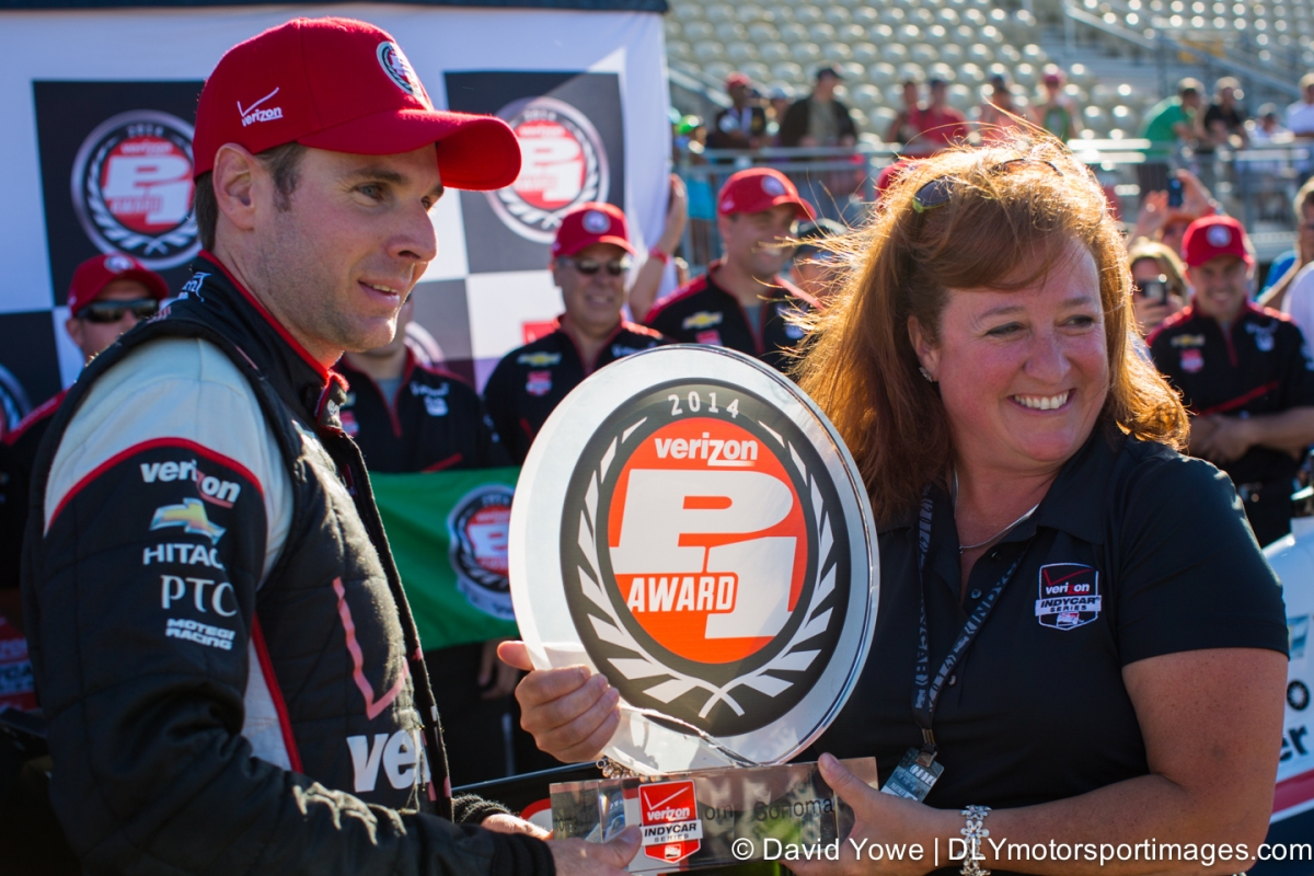 2014 Sonoma (#12 Team Penske)