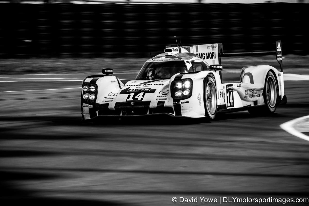 B&W (#14 Porsche Team Porsche 919 Hybrid)
