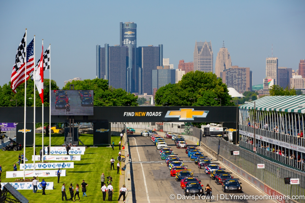 2014 Detroit (PWC Sat Race Grid)