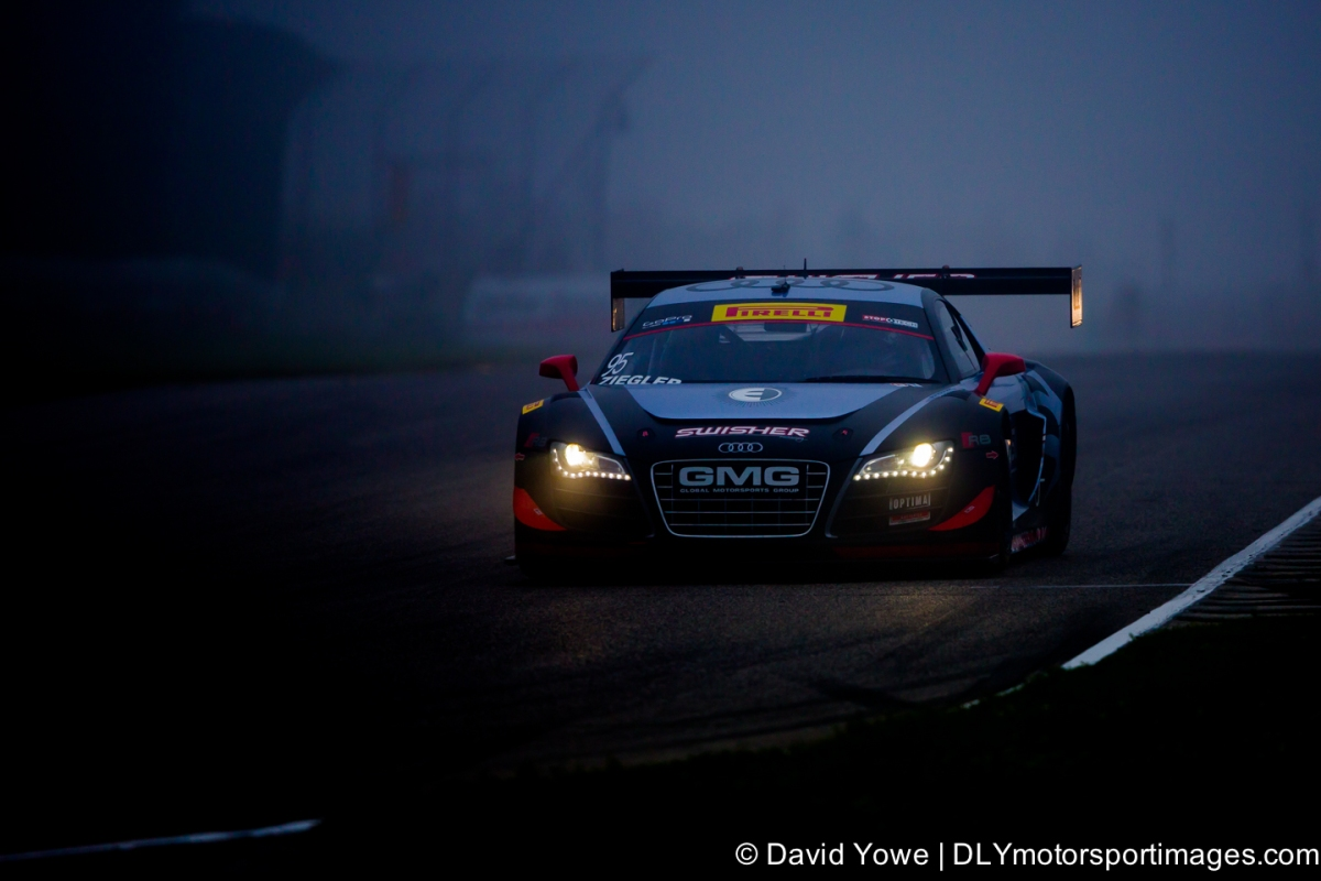 2014 Road America (#95 Global Motorsports Group Audi R8 Ultra)