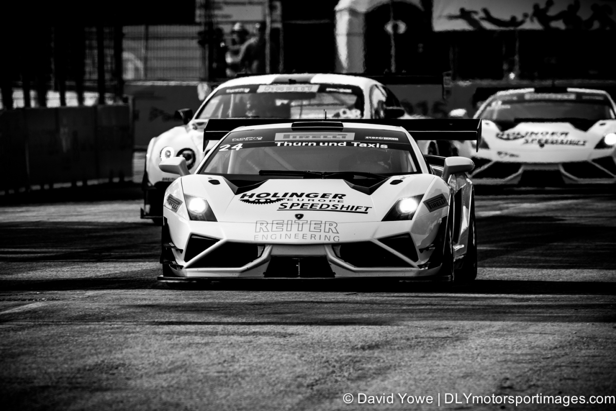 2014 Toronto (#24 Reiter Engineering Lamborghini)
