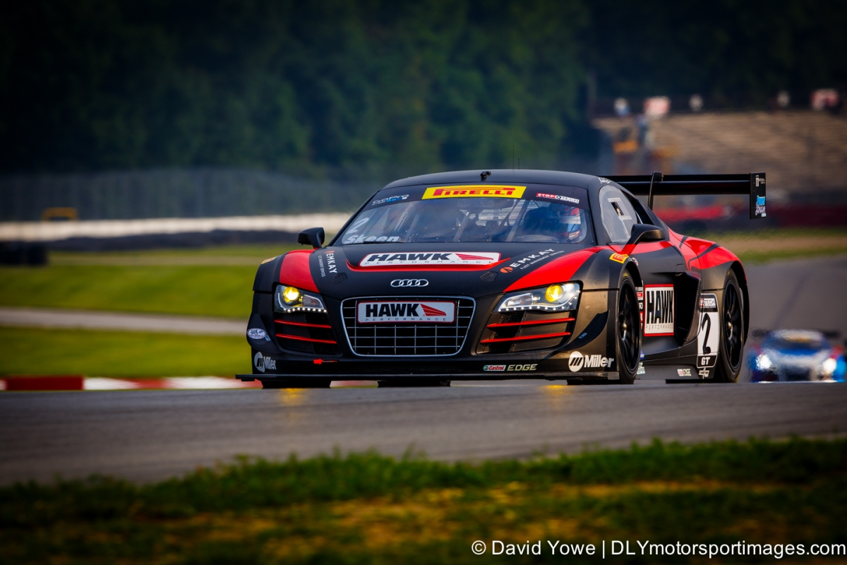 2014 Mid-Ohio (#2 CRP Racing Audi R8)