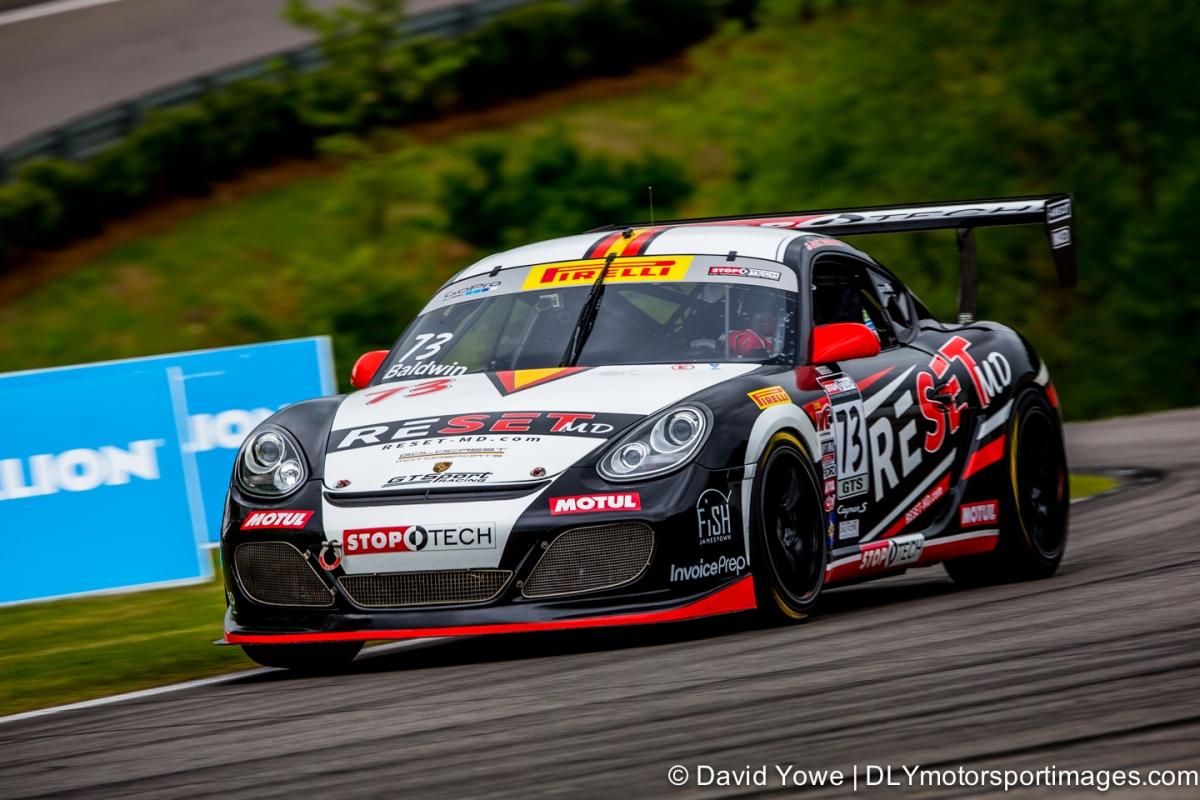 2014 Barber (#73 GTSport Racing Porsche Caymen S)