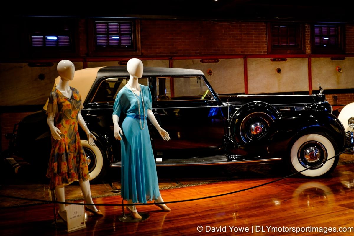 2014 Larz (1938 Packard Twelve Custom Landaulette)