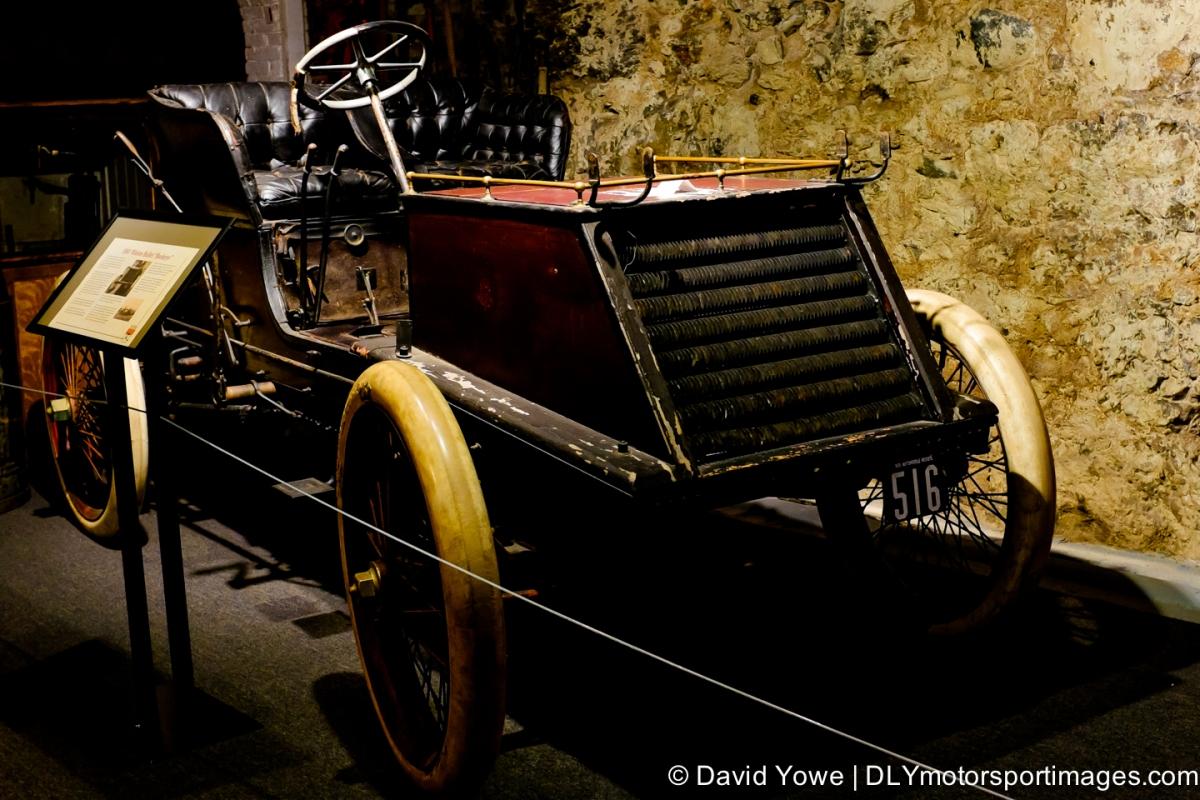 """2014 Larz (1901 Winton Bullet """"Buckeye"""")"""
