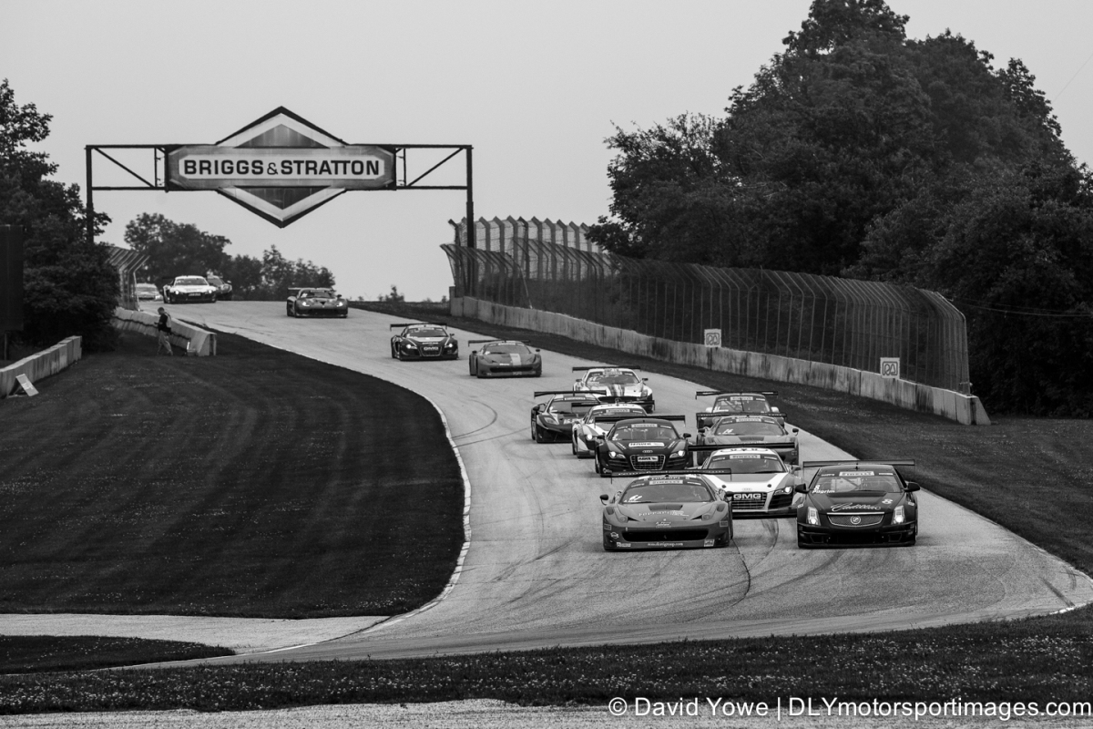 2014 Road America (Saturday Race start)