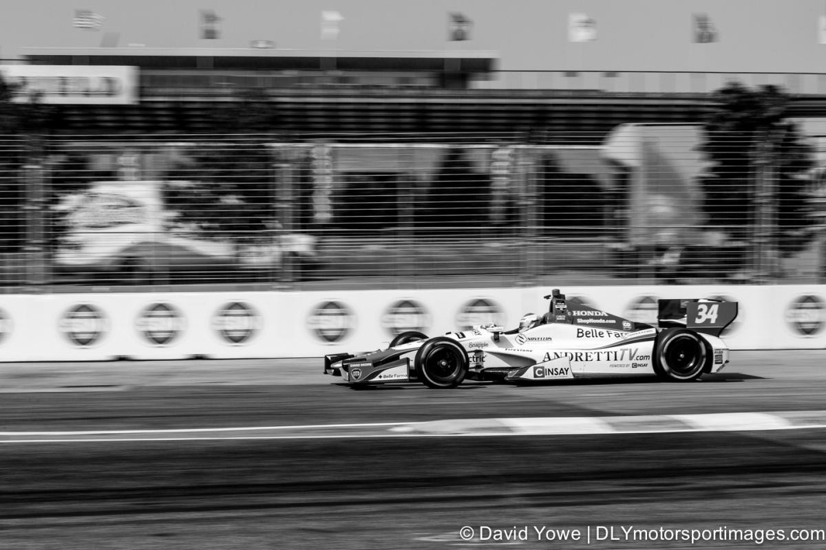 2014 Toronto (#34 Andretti Autosport - HVM Racing)