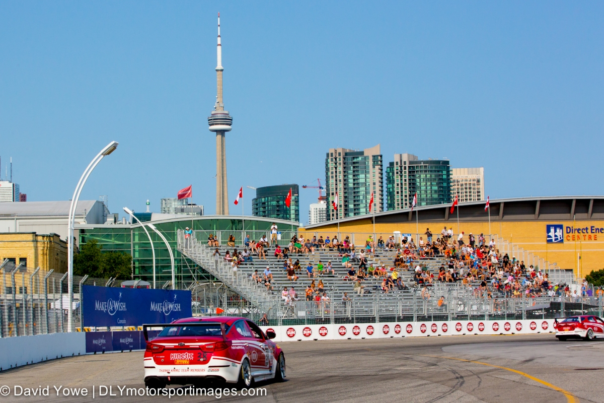2014 Toronto (#38 Kia Racing/Kinetic Motorsports Kia Optima)
