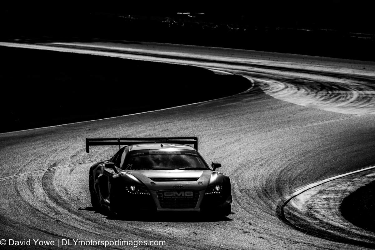 2014 Mid-Ohio (#21 Global Motorsports Group Audi R8)