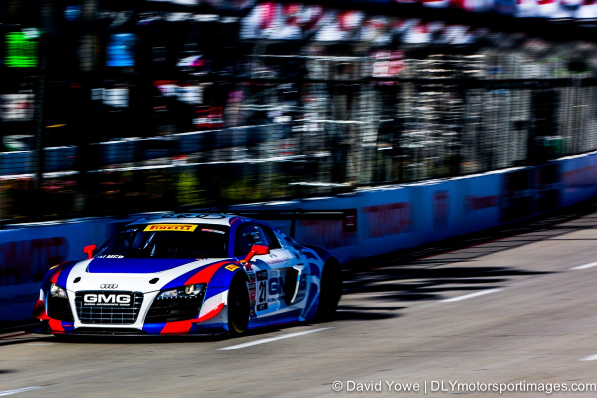 2014 Long Beach (#21 Global Motorsports Group)
