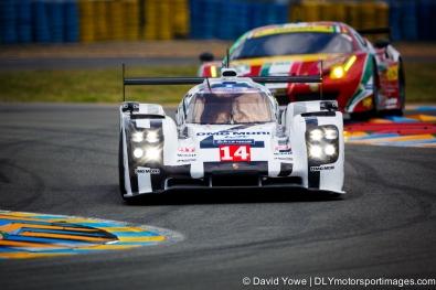#14 Porsche Team Porsche 919 Hybrid (Le Mans, France)