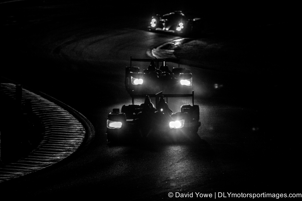 2014 Le Mans (At the Esses at night)