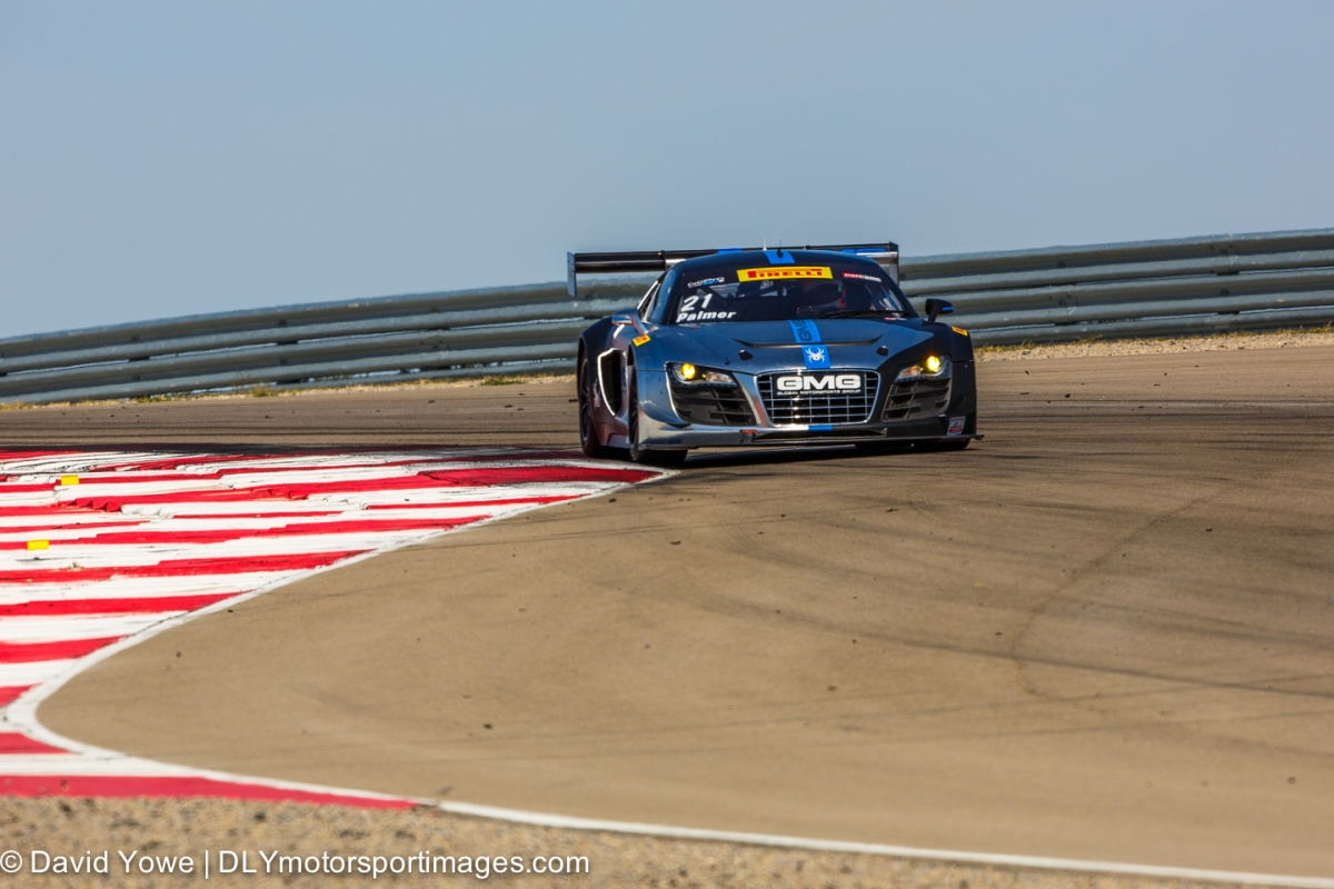 2014 Miller (#21 Global Motorsports Group Audi R8)