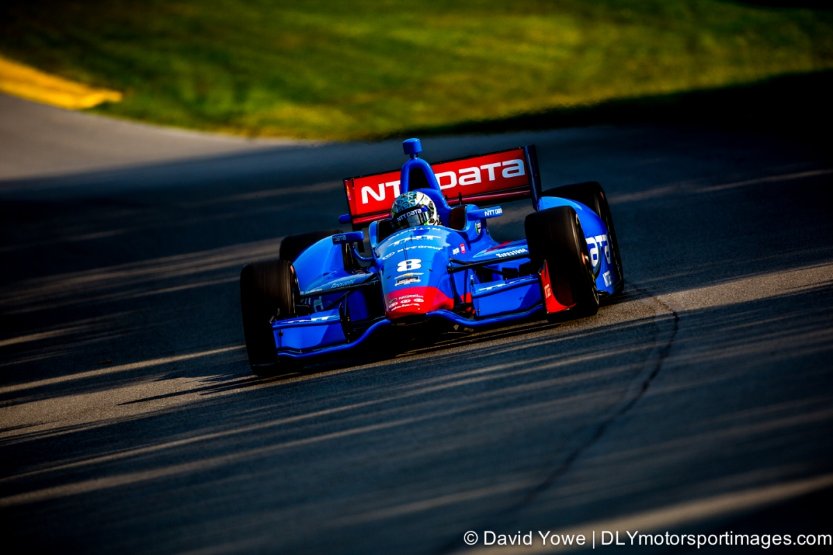2014 Mid-Ohio (#8 NTT Data Chip Ganassi )