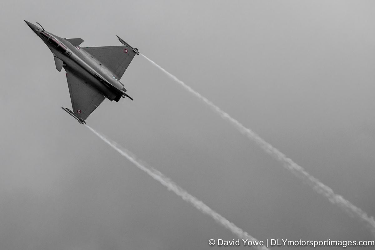 2013 Paris Airshow (Dassault Rafale)