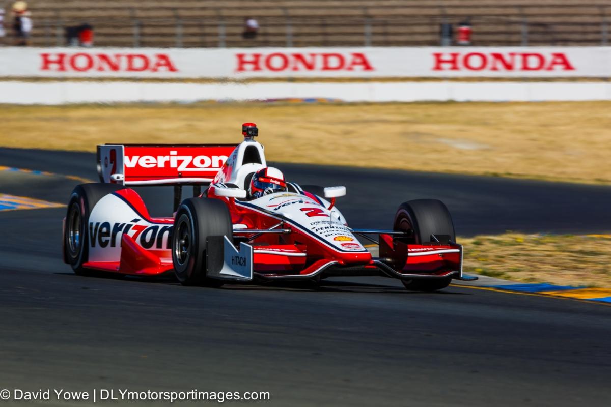 2014 Sonoma (#2 Team Penske)