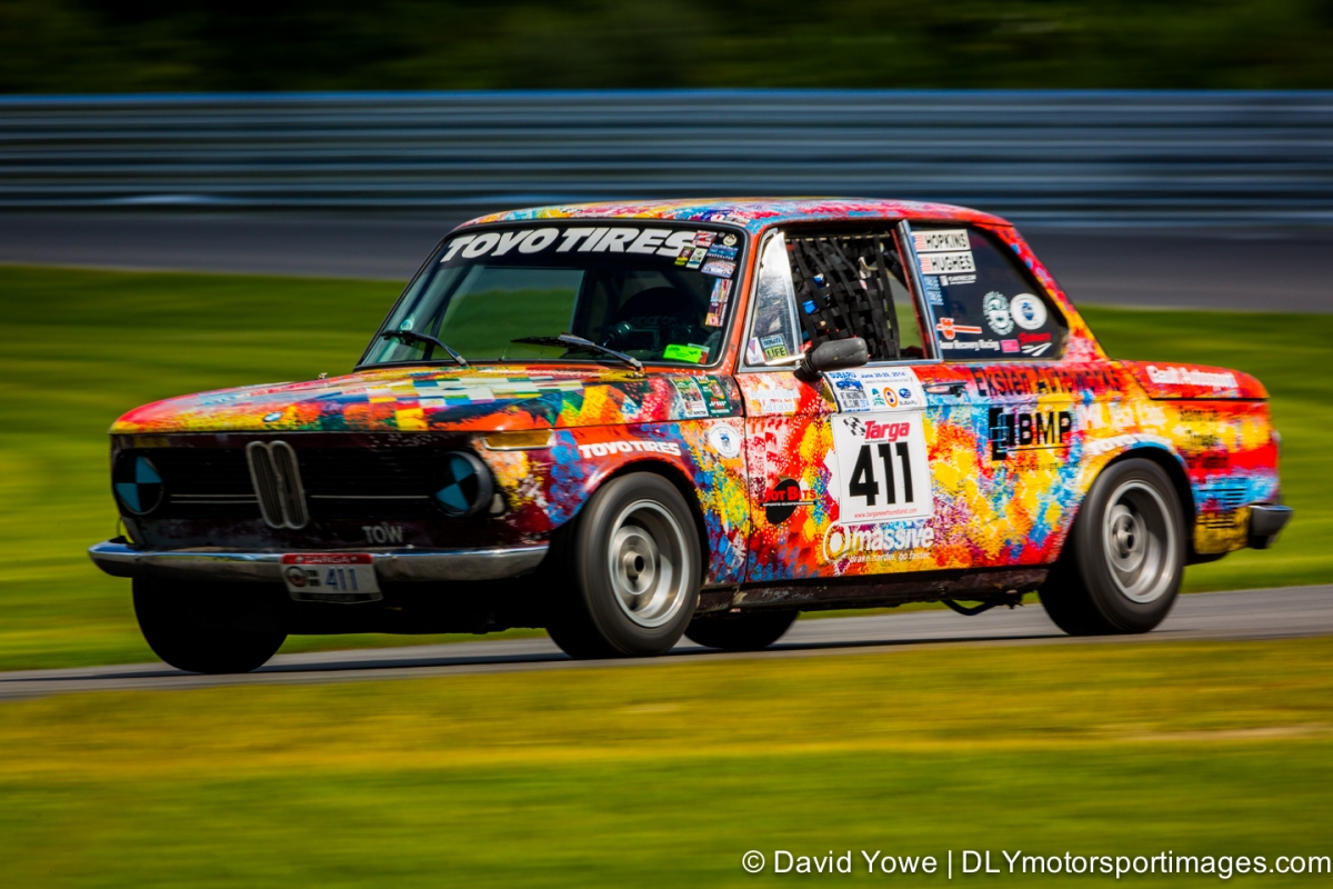 2014 Lime Rock Park (1969 BMW 2002)