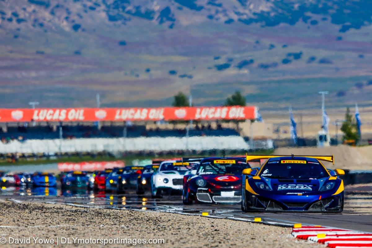 2014 Miller (#6 K-PAX Racing McLaren 12C GT3)