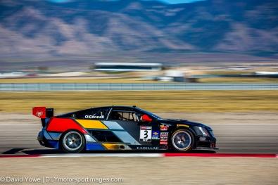 #3 Cadillac Racing Cadillac CTS-V Coupe (Miller, Utah, USA)