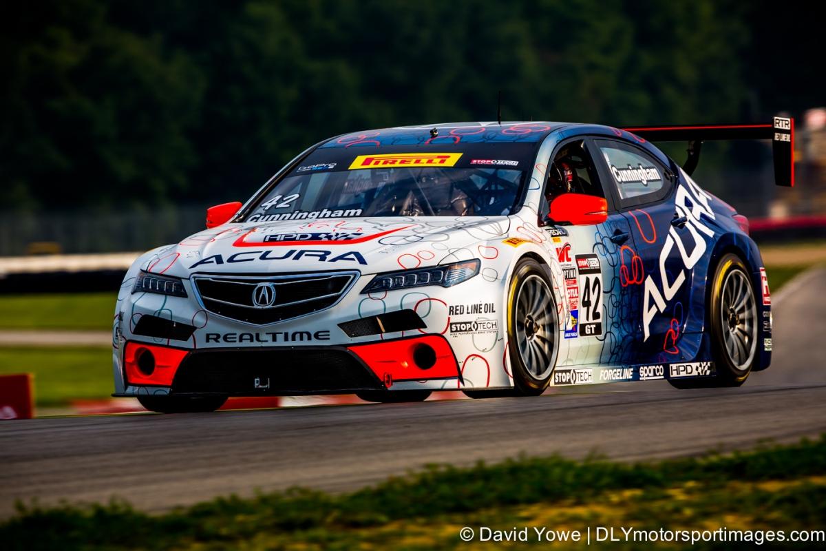 2014 (#42 RealTime Racing)