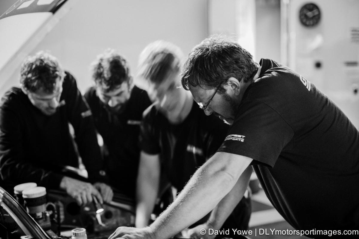 GTSport Racing team members