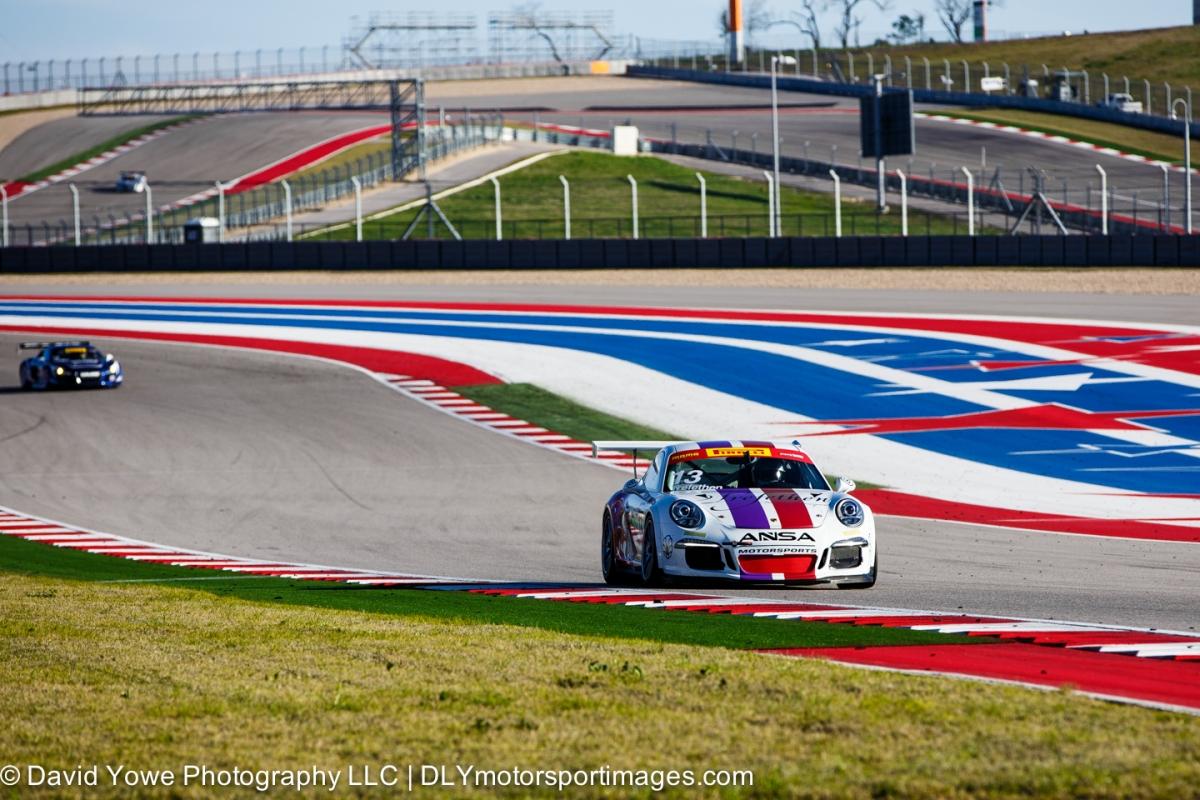 2015 COTA (#13 ANSA Motorsports)