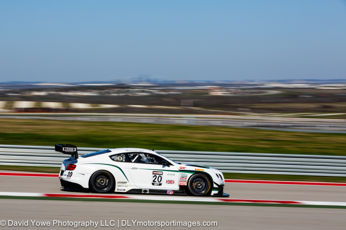 2015 COTA (#20 Bentley)